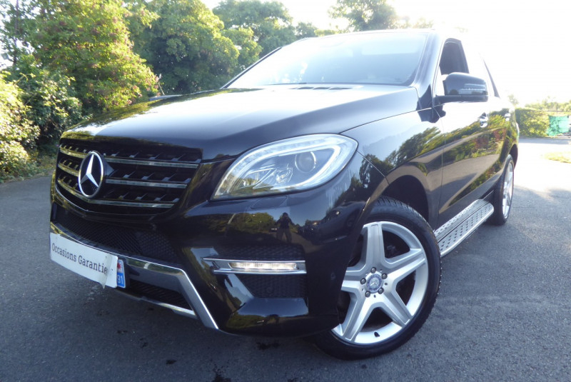 Photo 1 de l'offre de MERCEDES-BENZ CLASSE ML (W166) 350 BLUETEC FASCINATION 7G-TRONIC + à 23890€ chez PCA