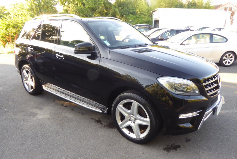 Photo 4 de l'offre de MERCEDES-BENZ CLASSE ML (W166) 350 BLUETEC FASCINATION 7G-TRONIC + à 23890€ chez PCA