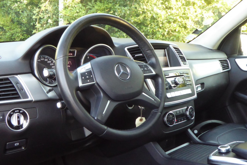 Photo 9 de l'offre de MERCEDES-BENZ CLASSE ML (W166) 350 BLUETEC FASCINATION 7G-TRONIC + à 23890€ chez PCA