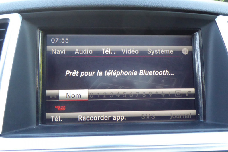 Photo 12 de l'offre de MERCEDES-BENZ CLASSE ML (W166) 350 BLUETEC FASCINATION 7G-TRONIC + à 23890€ chez PCA